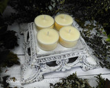 Beeswax Coco Crème Candles
