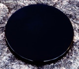 Black Obsidian Scrying Mirror 4""