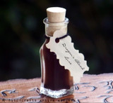 DRAGON'S BLOOD LUXE Artisan Alchemist Ritual Oil in Rare Mini Vial