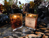"NINE SACRED WOODS Old English Witchcraft ""Artisan Alchemist"" Ritual Oil with Rowan, English Oak Absolute"