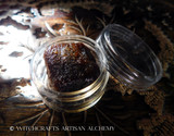Vanilla Amber Incense Crystallized Resin Perfume, 5 Grams