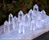 QUARTZ CRYSTAL Standing Tower Point
