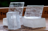 VIKING SUNSTONE Natural Rhombohedral Iceland Spar Optical Calcite Crystal