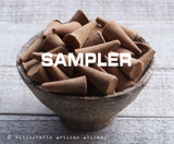 INCENSE SAMPLER Signature Premium Handcrafted Cone Incense, Your Choice of Fragrances