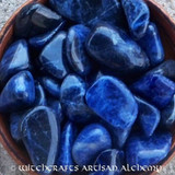 SODALITE Tumbled Gemstone