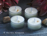 FULL MOON MAGIC Coco Apricot Crème Wax Artisan Tealight Candles