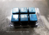 OTHERWORLD PORTAL Highly Scented Artisan Blue Magic Soy Paraffin Wax Blend Clamshell Melts