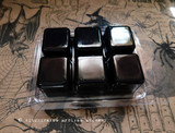 WITCH'S NIGHT Samhain Sabbat Black Highly Scented Artisan Soy Paraffin Wax Blend Clamshell Melts