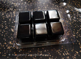 """CIRCE """"Black Pool Divination"""" Highly Scented Artisan Soy Paraffin Wax Blend Clamshell Melts"""