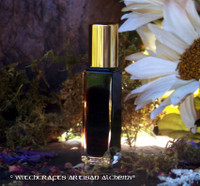 OBSIDIAN UMBRA Sultry Dark Cashmere Amber Witchcrafts Artisan Alchemy Roll-On Perfume Oil