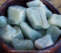 AQUAMARINE Rough Natural Beryl Precious Gemstone