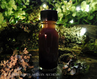 """DRAGON'S BLOOD LUXE (Daemonorops draco) Artisan Alchemist """"Signature Collection"""" Rich Resin Ritual Oil"""