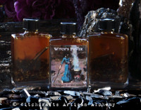 WITCH'S POWER Old European Witchcraft Ritual Oil