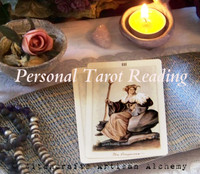 Situation-Challenge Personal Tarot Reading