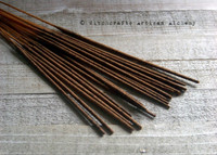 SAINING Scottish English Juniper, Birch & Rowan Smoke Smudge Signature Old European Premium Stick Incense