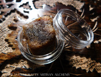 Forest Amber Incense Crystallized Resin Perfume, 5 Grams