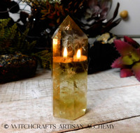 CITRINE Crystal Tower Point Generator
