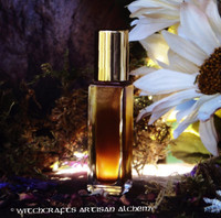 WITCH'S BLACKBERRY BREW Witchcrafts Artisan Alchemy Roll-On Perfume Oil