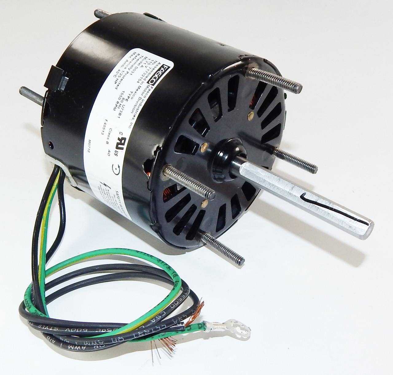 Fasco Motors D540  Motor 3.3-Inch Diameter