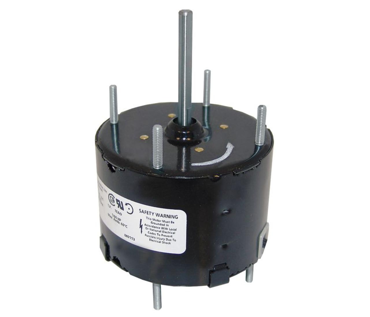 """Fasco # D402 Bath Fan Motor 1//60 hp 3000 RPM 115V 3.3/"""" CW Kitchen"""
