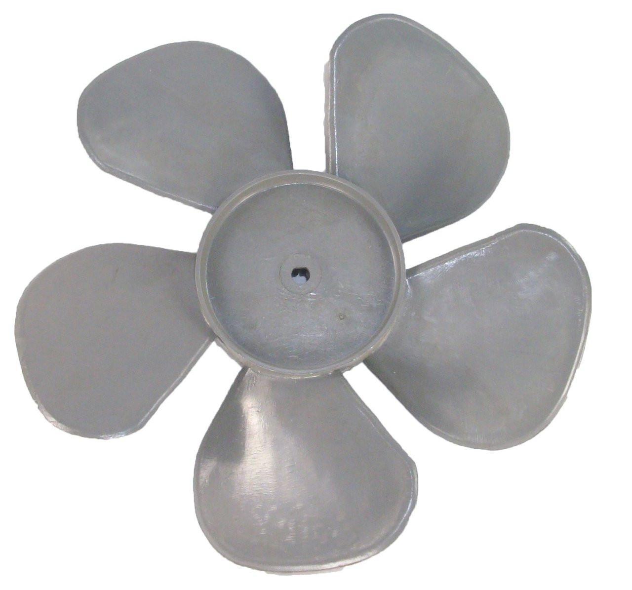 """Plastic Fan Blade 5-1//2/"""" Dia .1811/"""" Bore CCW; K-FAN6013 Fasco # 86 ..."""