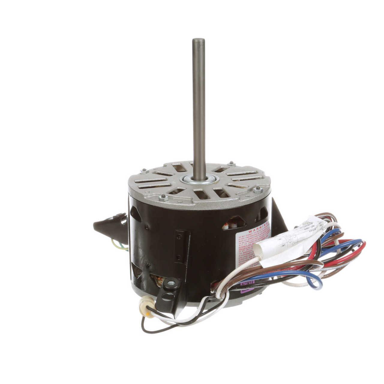 Intertherm Furnace Motor 1/8 hp 1050 RPM 2-Speed 115V