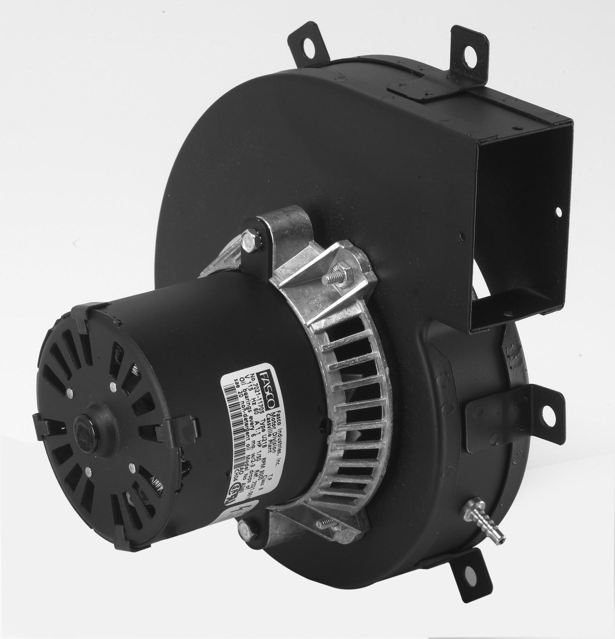 Rheem Rudd Furnace Draft Inducer Blower  7021