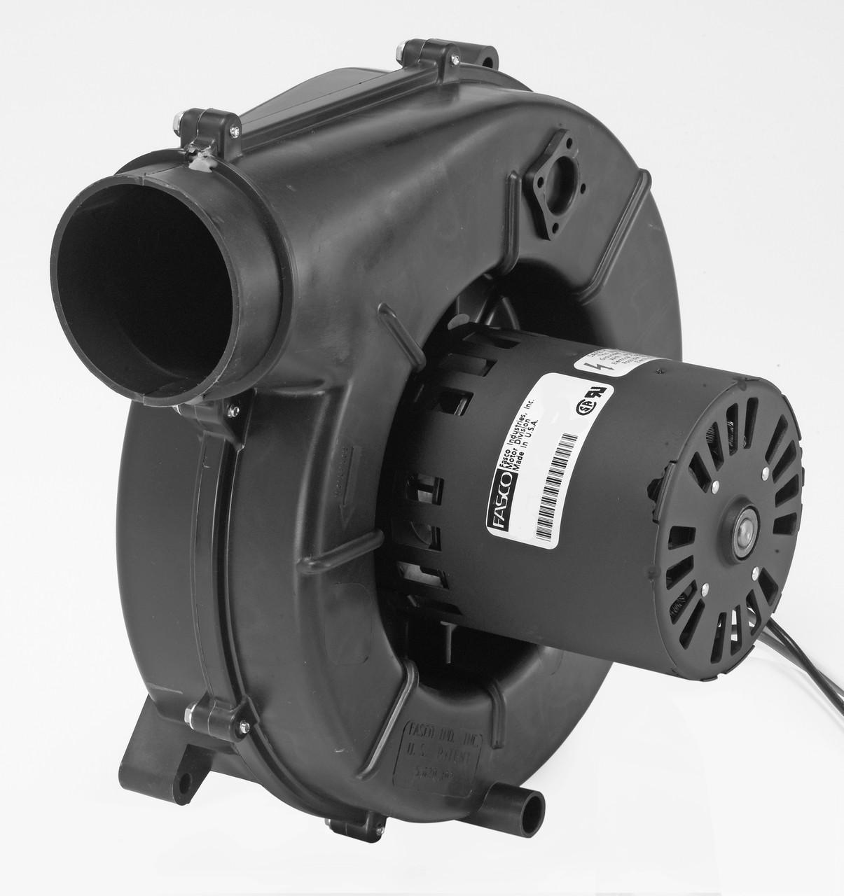 Trane Furnace Draft Inducer Blower 115V (7021-9011, D330757P01) Fasco on