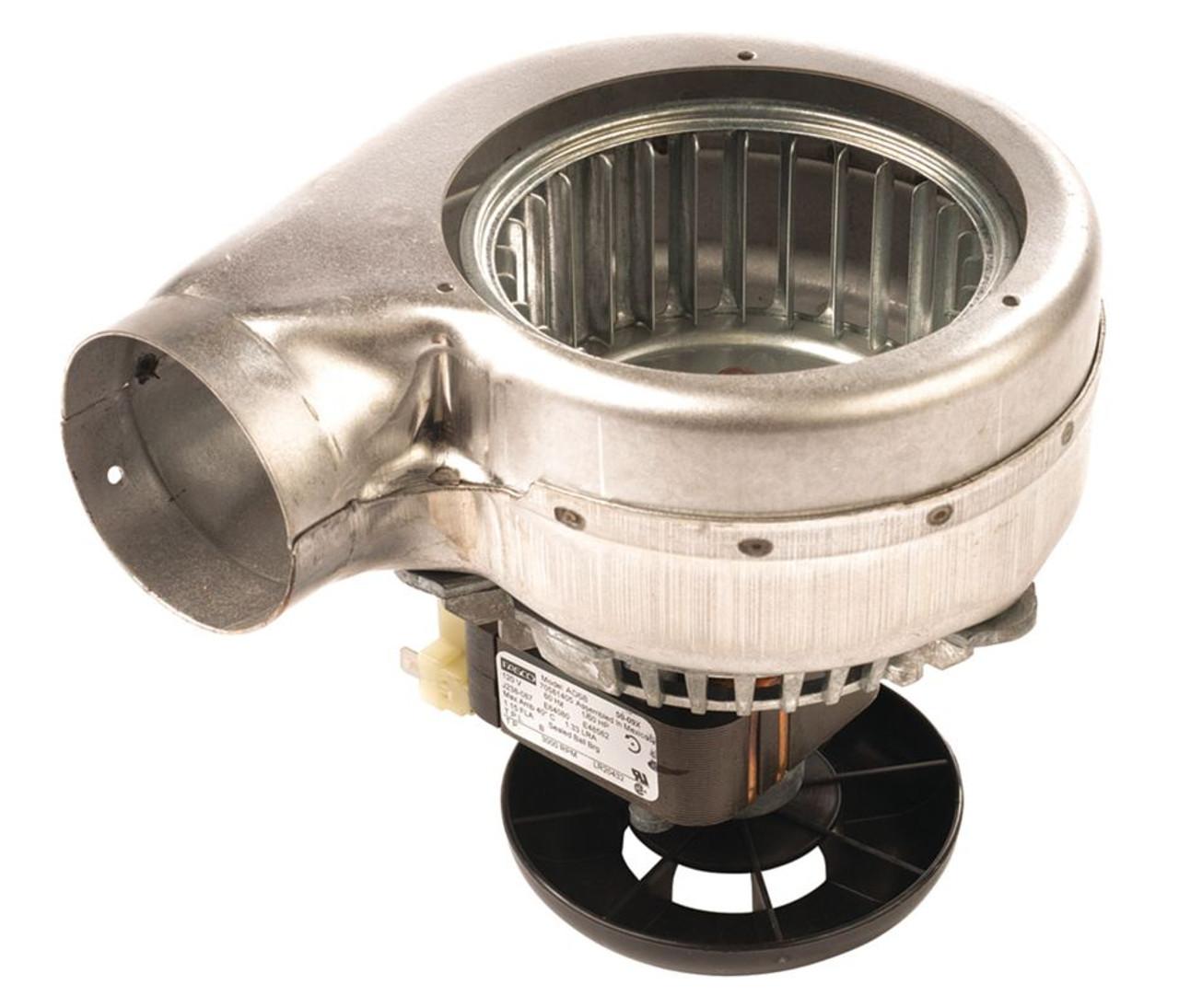 Kondensator st/ändigen Arbeitsprogramm f/ür Motor 50/µF 450V mit 6,3 mm Anschl/üssen Aerzetix