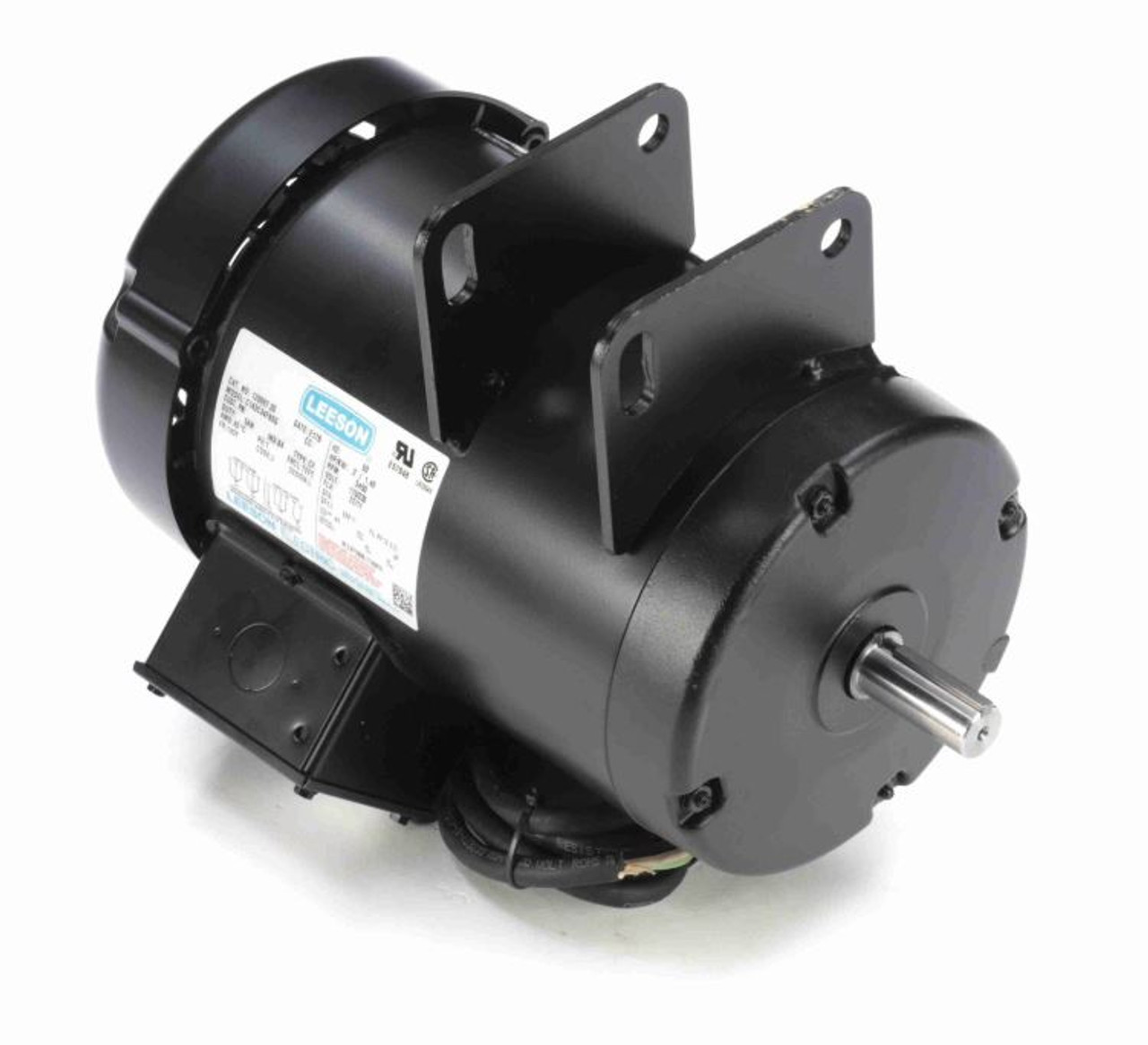 2 Hp 3450 Rpm Delta Unisaw Electric Motor 115  230 Volts Leeson Electric Motor   120997