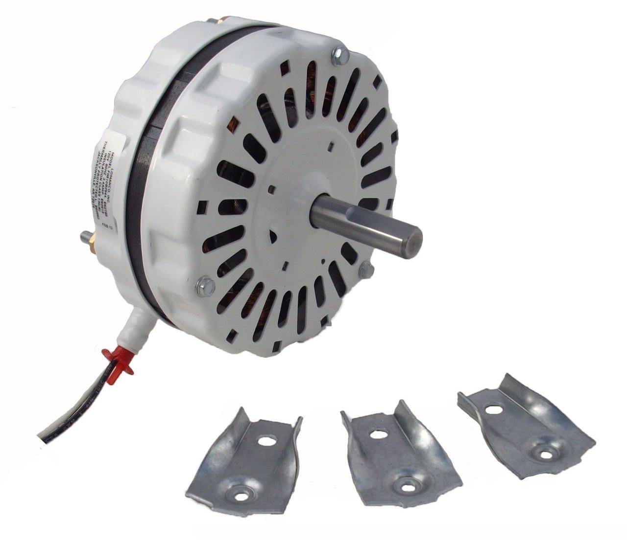 Lomanco Power Vent Attic Fan Motor 1//10 hp 1100 RPM 115V # F0510B2497