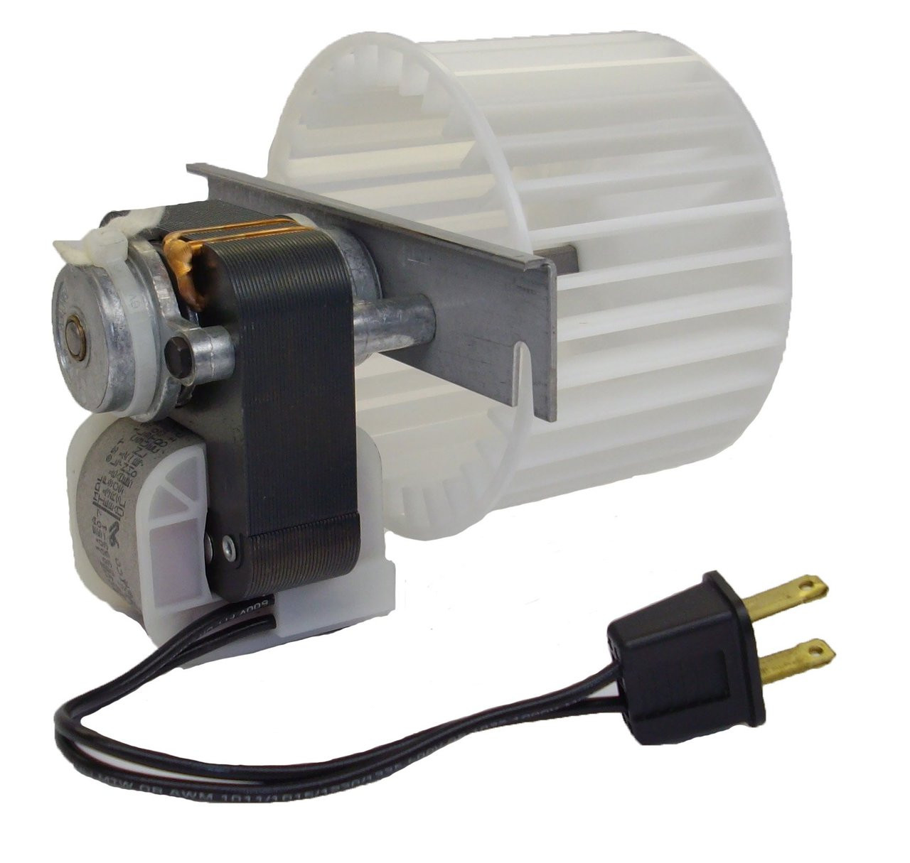 broan 162 a, 162 b vent fan motor 2650 rpm, 1 5 amp, 120v 97005906