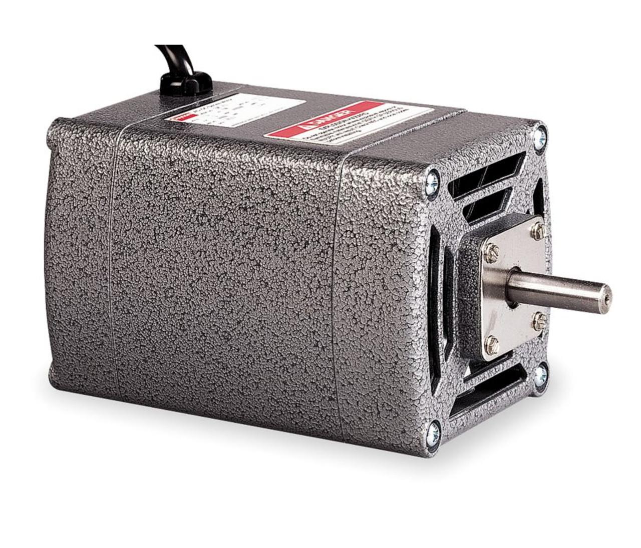 Dayton Universal AC//DC Open Motor 1//15 hp 5000 RPM 115V Rotation CW Model 2M034