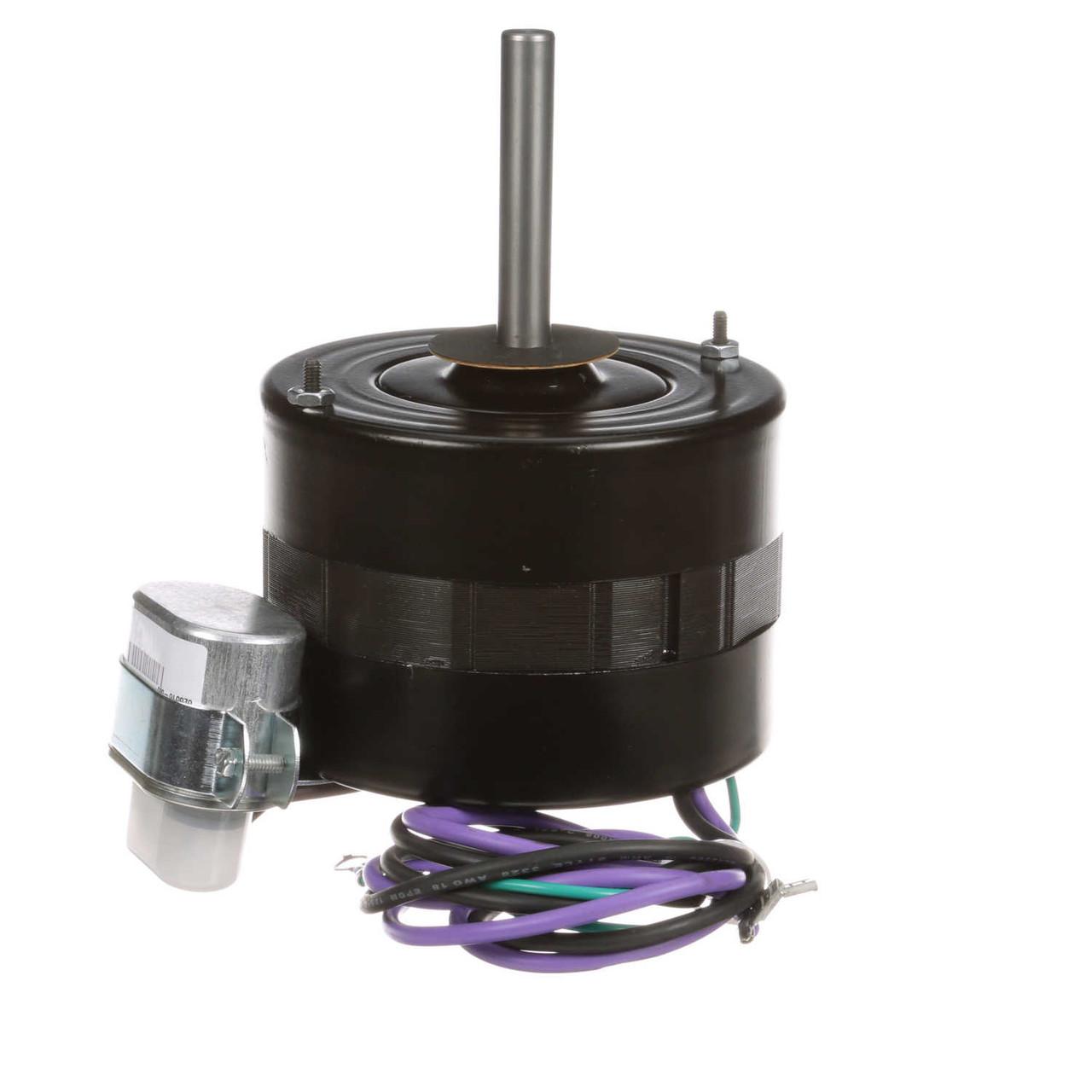 Trane Electric Motor 1/8 hp 1550 RPM 208-240V Century # OTR4513 ...