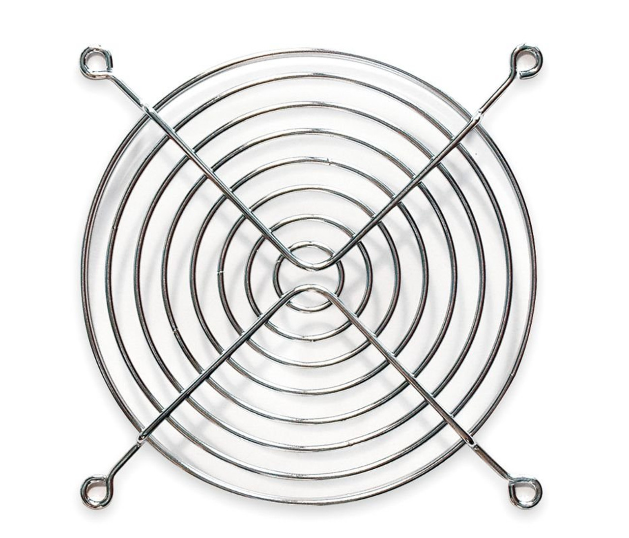 4YD87 Dayton AC Axial Wire Fan Guard