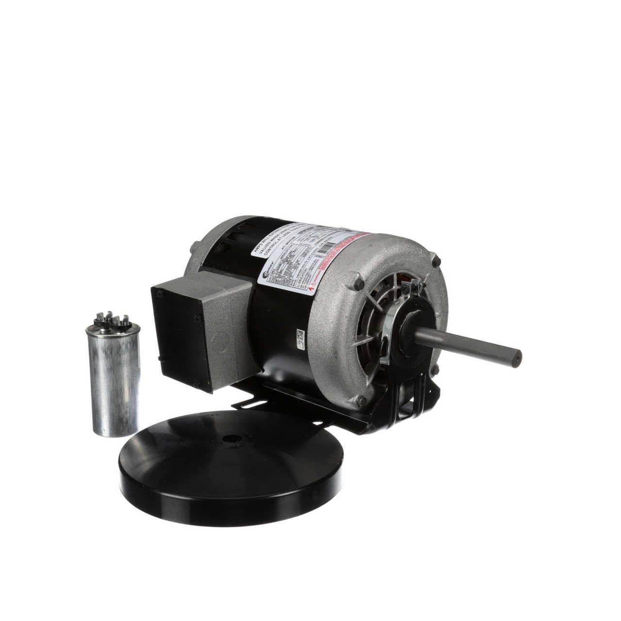 Liebert Condenser Motor 3  4 Hp 1100 Rpm 208 460v