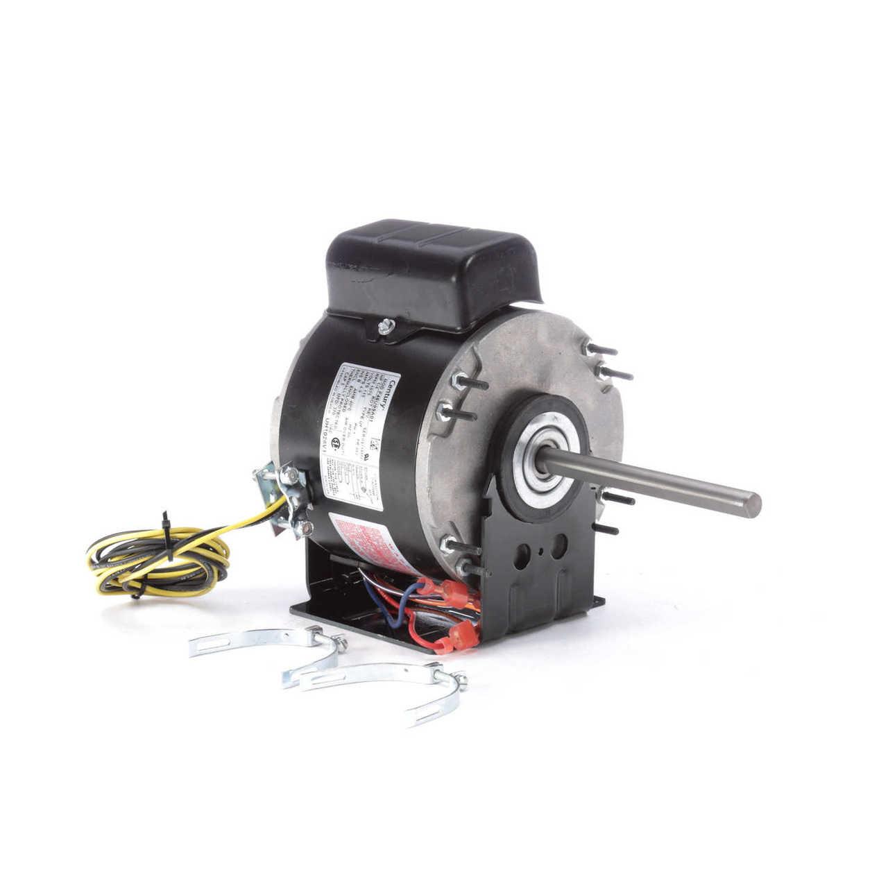 Unit Heater Motor 1  4 Hp  1075 Rpm  115 Volts Century