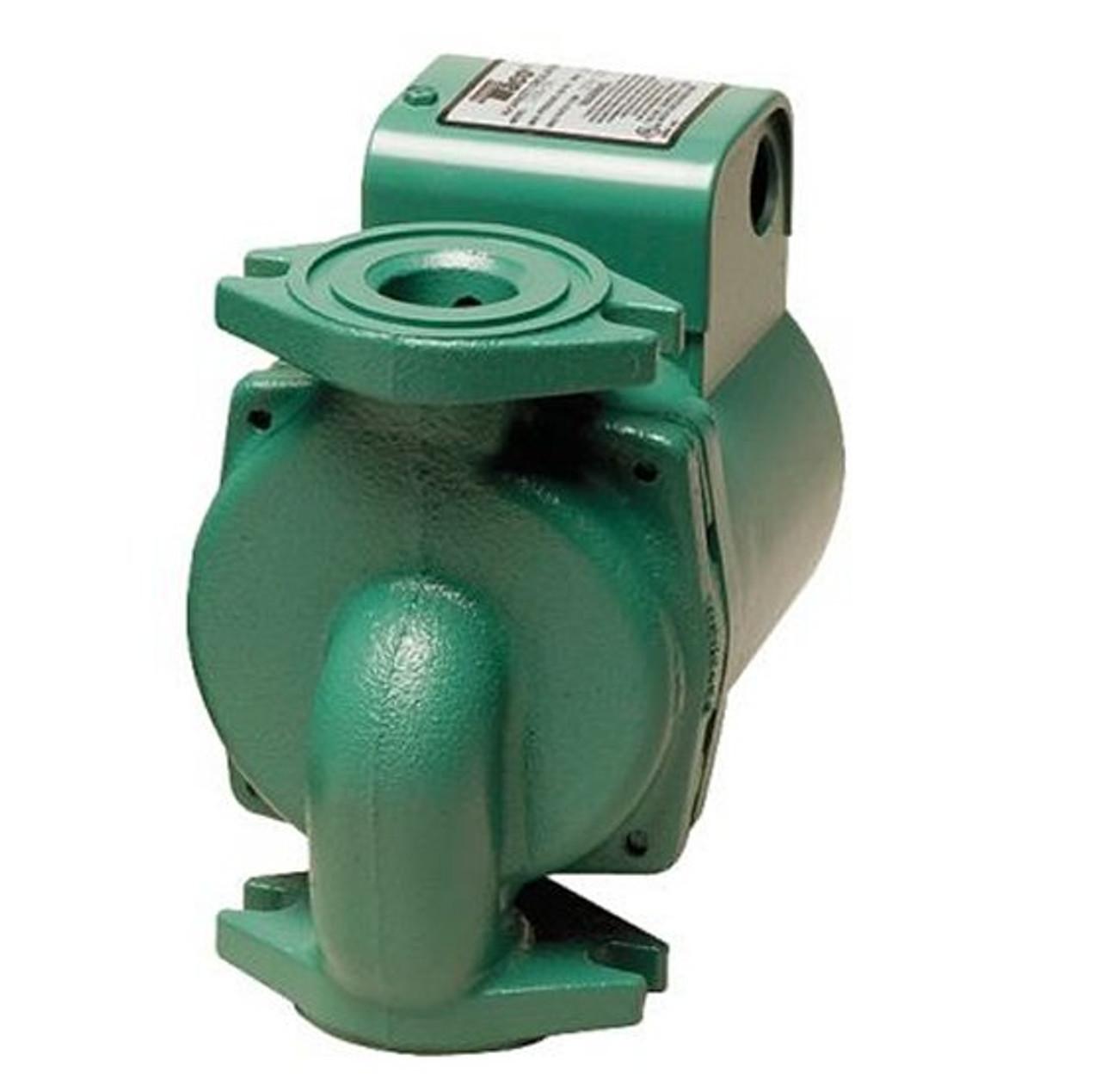 Taco Hot Water Circulator Pump Model 2400-10-1; 115V
