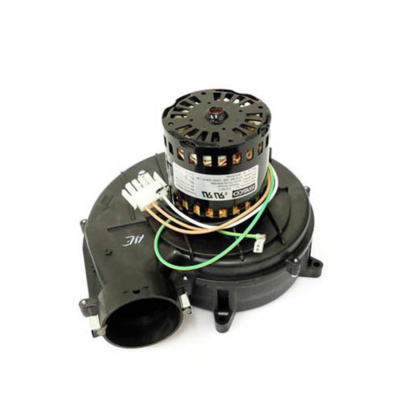 Rheem Rudd Water Heater Draft Inducer Blower (70-24033-01