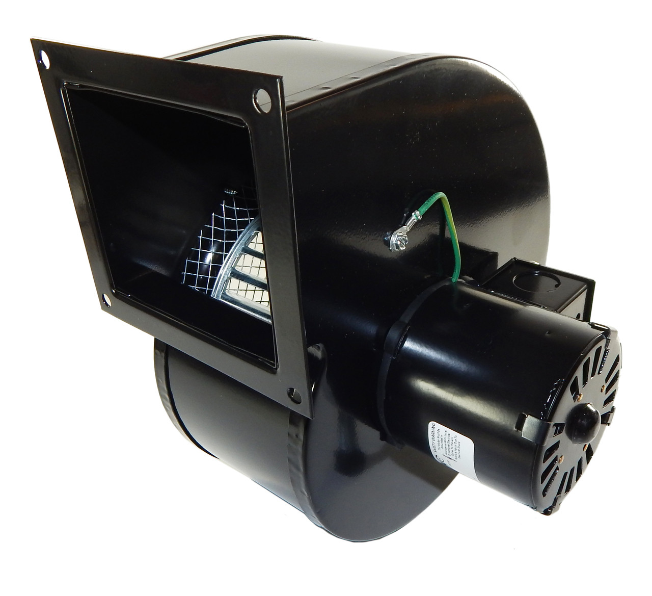 Centrifugal Blower (4C447, 1TDR3, PU-4C447) 115V Fasco # B45227 on
