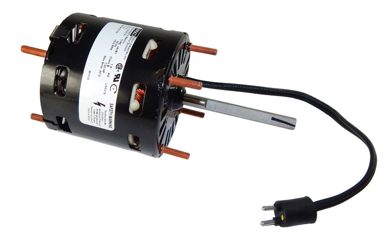 1  20 Hp 1550 Rpm Cw 3 3 U0026quot  Diameter 115 Volts Refrigeration