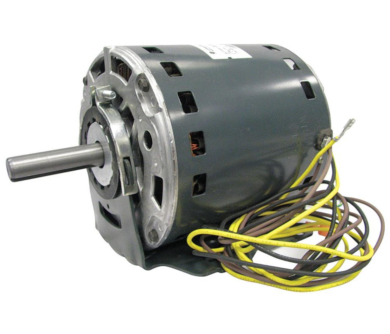Carrier Blower Motor 5kcp39pgwb13s 1 Hp  1650 Rpm  460v Genteq   3s054