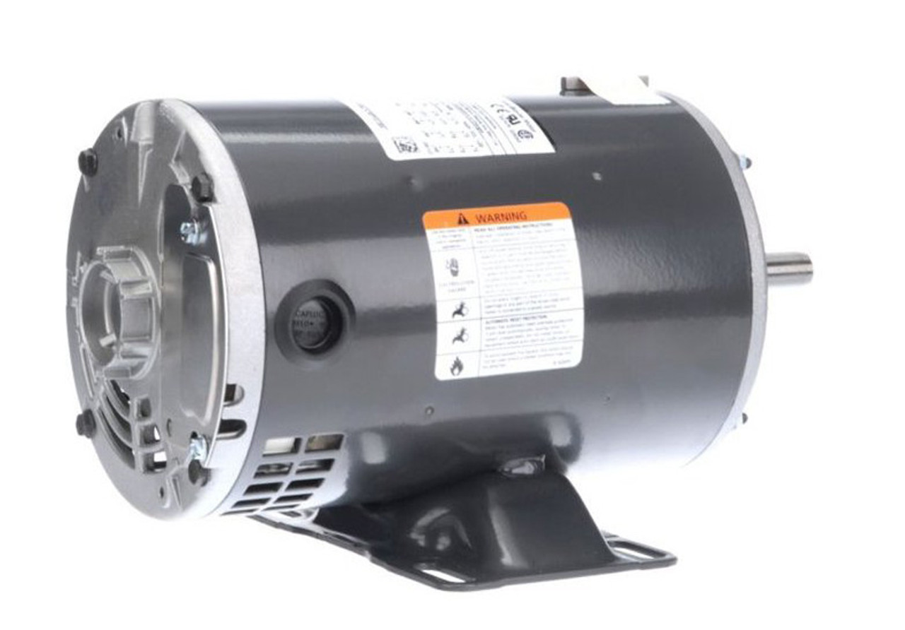 1 Hp Belt Drive Blower 3 Phase Motor 1725 Rpm 208 460v