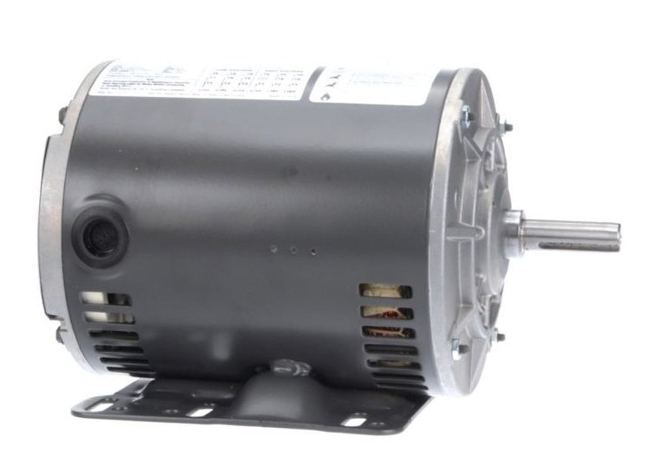 2 Hp Belt Drive Blower 3 Phase Motor 1725 Rpm 208 460v