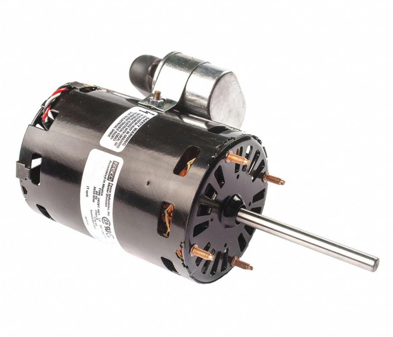 1/16 hp 3450 RPM CCW 3.3