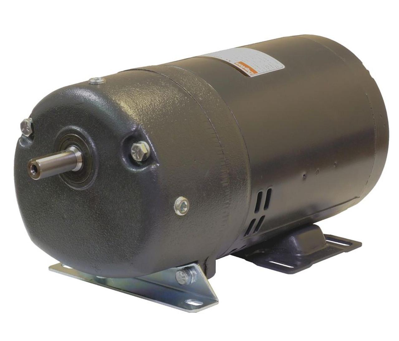 Dayton Model 4fdz1 Gear Motor 89 Rpm 1  3 Hp 115v  2z848