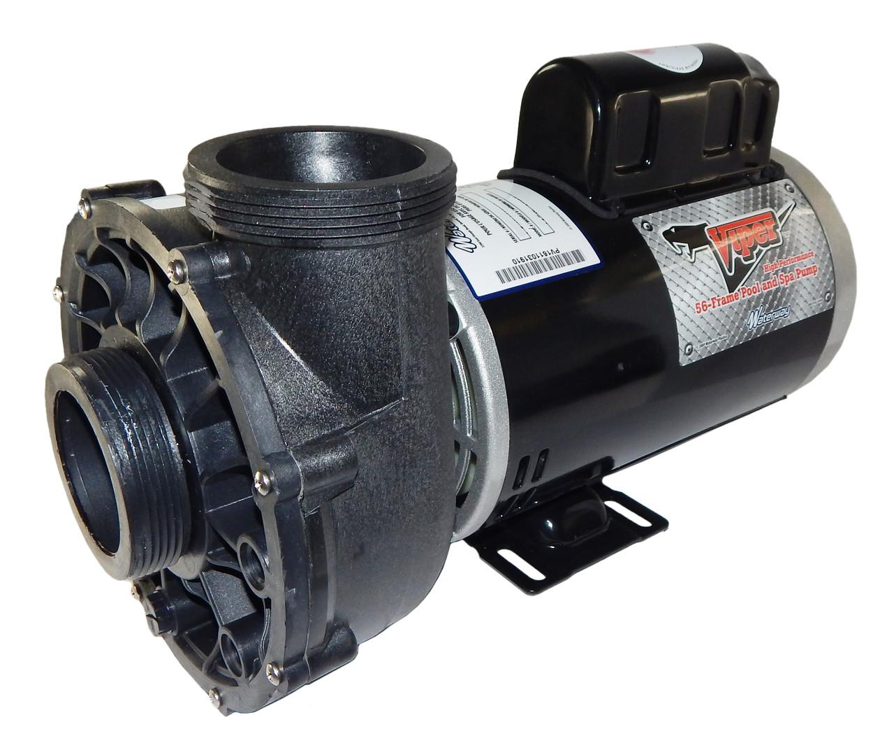 4hp Waterway Viper Spa Pump Side Discharge