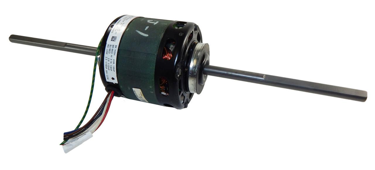 1/10 hp 1550 RPM 3-Sd 4.4