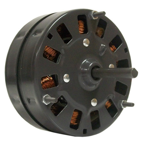 "Fasco D142 Motor | 1/15 hp 1050 RPM 2-Speed CW 5"" Diameter 115 Volts"