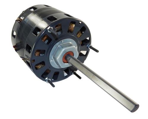 "Fasco D152 Motor | 1/4 hp 1050 RPM 3-Speed 5"" Diameter 277 Volts"
